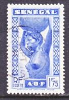 SENEGAL  185    (o) - Senegal (1887-1944)