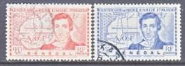 SENEGAL  188, 190    (o) - Senegal (1887-1944)