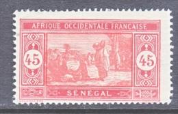 SENEGAL  101  * - Senegal (1887-1944)