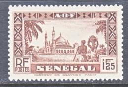 SENEGAL  161   * - Senegal (1887-1944)