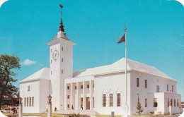 The City Hall Of Hamilton,Bermuda,R16 . - Bermudes