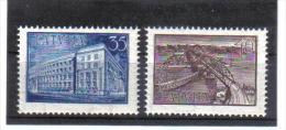 OST745  LETTLAND 1938  MICHL  262/63  ** Postfrisch - Latvia