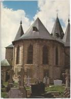 Tourinnes-la-Grosse - Église Romane St Martin - Chevet De L'Église Carolingienne - Beauvechain