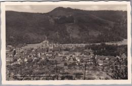 BW ZELL AM HARMERSBACH 1938-5-30 Zell Foto W. Bechert Zell - Autres