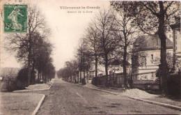 VILLENAUXE-la-GRANDE - Avenue De La Gare - France