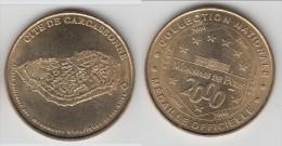**** 11 - CITE DE CARCASSONNE 2000 - MONNAIE DE PARIS **** EN ACHAT IMMEDIAT !!! - Monnaie De Paris