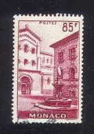 CC-/-707.  N° 508, Obl., Cote 10.00 € ,  Je Liquide - Monaco