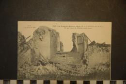 CP, 62, CARENCY Ce Qui Reste De L'Eglise Coté Nord  N°569 La Grande Guerre 1914 Militaria - France