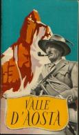 1957 PIANTINA DELLA VALLE D' AOSTA BELLISSIMA!! APRI!! - Europa