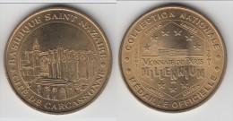 **** 11 - BASILIQUE SAINT-NAZAIRE CITE DE CARCASSONNE 2001 - MONNAIE DE PARIS **** EN ACHAT IMMEDIAT !!! - Monnaie De Paris