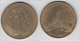 **** 65 - SANCTUAIRES NOTRE-DAMES LOURDES 2004 - MONNAIE DE PARIS **** EN ACHAT IMMEDIAT !!! - Monnaie De Paris