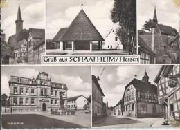 SCHAAFHEIM      BKA-81 - Babenhausen