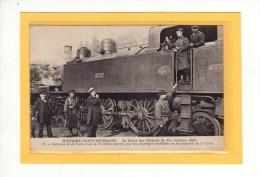 EVENEMENTS / GREVES / POLITIQUE / CHEMINS DE FER / LOCOMOTIVES / La Grêve Des Chemins De Fer 10/1910 Etc... - Strikes