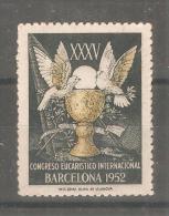 Viñeta De Barcelona 1952 - España