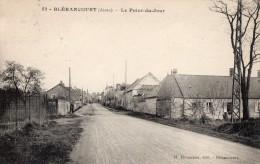 BLERANCOURT --Le Point-du-jour - France