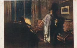 FEMMES - FRAU - LADY - TABLEAUX - Sonate à Kreutzer D'après Le Roman De TOLSTOI - Par BALESTRIERI - Edit. LAPINA - Vrouwen