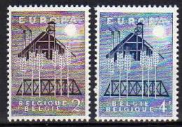 Belgique N° 1025 / 1026 Luxe ** - Belgien