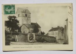 21-Thorey Sous Charny-Vue De L'Eglise - Altri Comuni