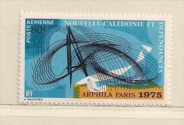 NOUVELLE CALEDONIE  ( NC - 655 )  1974   N° YVERT ET TELLIER  N° 160       N** - Poste Aérienne