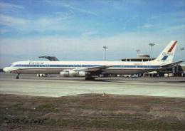 Aerei Aircraft  UNITED AIRLINESDC-8-61 N8087U Avion Aviation Aiplane Planes Flugzeuge CLEVELAND - 1946-....: Era Moderna