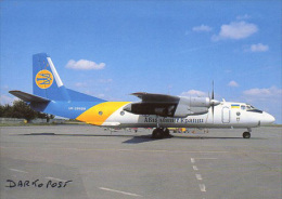 Aerei Aircraft AIR UKRAINE  AN-26B UR-26689   Avion Aviation Aiplane Planes Flugzeuge - 1946-....: Moderne