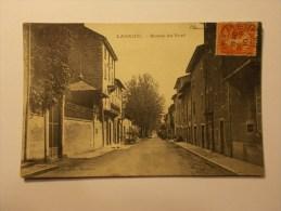 Carte Postale - LAGNIEU (01) - Route Du Port (123/430) - Autres Communes