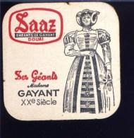Sous-bock - Bière - Beer - SAAZ - Les Géants - 2 - - Bierdeckel