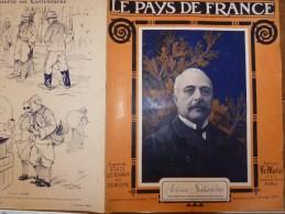 1916 LPDF:Armentières;Inondations;BELGIQUE;Carnet-route ;Courronnement MIKADO à KIOTO;Turquie;POLOGNE;Fokker;MONTENEGRO; - Tijdschriften & Kranten