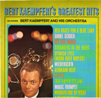 * LP *  BERT KAEMPFERT'S GREATEST HITS (USA 1966 EX!!!) - Instrumental