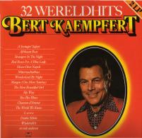 * 2LP *  BERT KAEMPFERT - 32 WERELDHITS (Holland EX-!!!) - Instrumentaal
