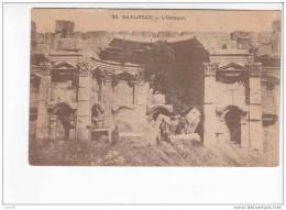 BAALBECK  -  L´Octogon  - N° 38     . - Líbano