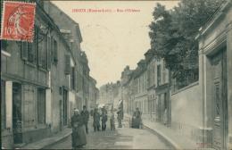 28 DREUX / Rue D'Orléans / - Dreux