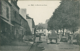 35 DOL DE BRETAGNE / Le Marché Aux Porcs / - Dol De Bretagne