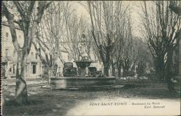 30 PONT SAINT ESPRIT / Boulevard Du Nord / - Pont-Saint-Esprit