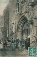 29 CARHAIX / Ancienne Chapelle / CARTE COULEUR - Carhaix-Plouguer