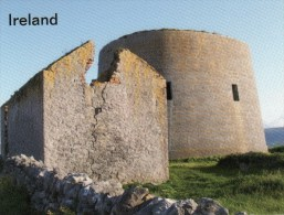 Postcard - Finavarra Martello Tower, Clare. A - Buildings & Architecture