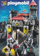 PLAYMOBIL Catalogue 2011, Jouer La Vie - Playmobil
