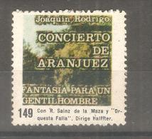 Viñeta De Concierto De Aranjuez. - España