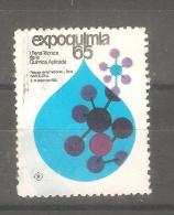 Viñeta Expoquimica 1965 - España