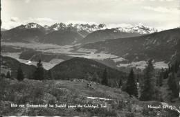 Austria E 221   Blick Vom Gschwandtkopf Bei Seeveld Gegen  Die Kalkkögel Tirol - Autriche