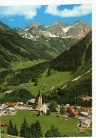 Mittelberg  1218 M. / Kleines Walsertal - Kleinwalsertal