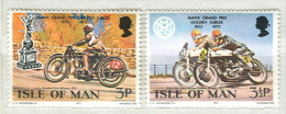Isle Of Man MNH Set - Motorbikes