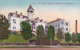 St Joseph's Hospital Bellingham Washington - United States