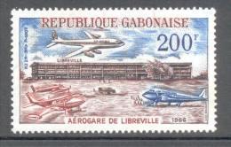 Gabun 1966 - Michel 258 ** - Gabun (1960-...)