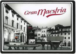CPM Carte Publicitaire NESPRESSO Gran Maestria Recette Café Caffe Coffee Ricetta Cartolina Recipe Card Nestlé Pub Promo - Recettes (cuisine)