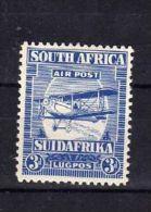 Afrique Du Sud (1925)  - Poste Aérienne  Neuf* - Südafrika (...-1961)