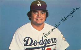 Fernando VALENZUELA - Los Angeles Dodgers - Baseball