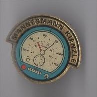 Pin's Compteur Pour Véhicules / Mannesmann Kienzle - Pin's