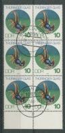 DDR 1983 Thüringer Glas 2835 Mit Plattenfehler F 38 Gestempelt (R3910) - DDR
