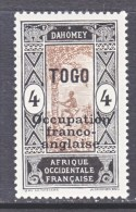 TOGO  178    * - Togo (1914-1960)